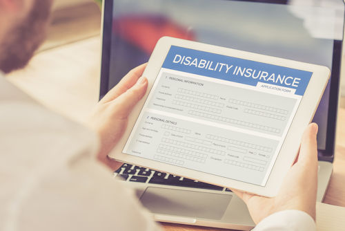 Disability Insurance policies from Louis Panciera Insurance of Westerly RI.