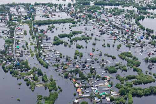 Flood Insurance policies from Louis Panciera Insurance of Westerly RI.